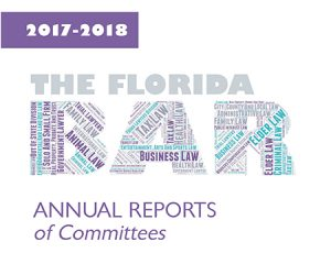 Annual reports committees