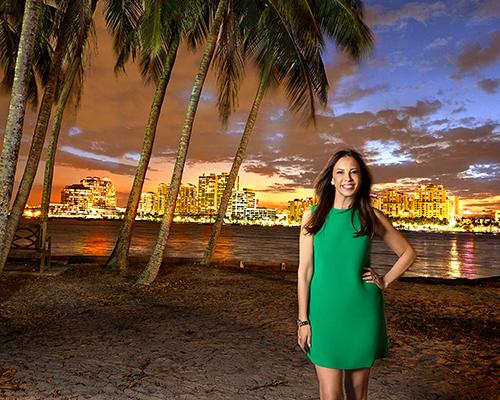 Photo of Michelle Suskauer by Mark Wallheiser.