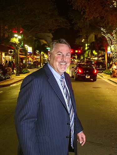 Photo of Florida Bar President Gregory Coleman by Mark Wallheiser.