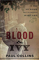 Photo of cover of Blood and Ivy